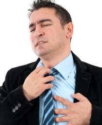 Приступ паники и страх сердечного приступа