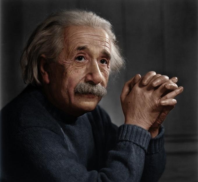 Альберт Эйнштейн говорил: