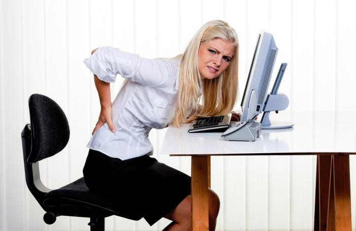 Сидячая работа опасна для здоровья