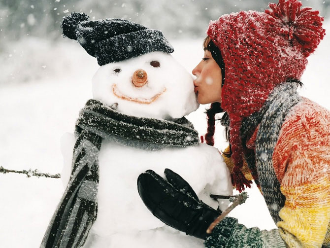 Как не замёрзнуть зимой и чувствовать себя комфортно на холоде