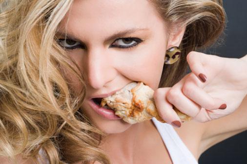 еда и характер