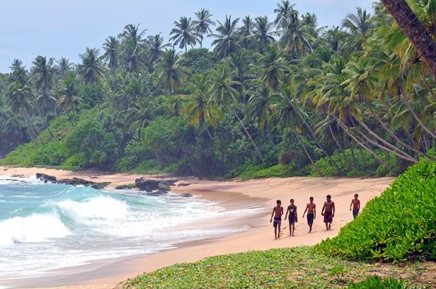 Самые бюджетные курорты в тёплых странах для семейного отдыха - 2014