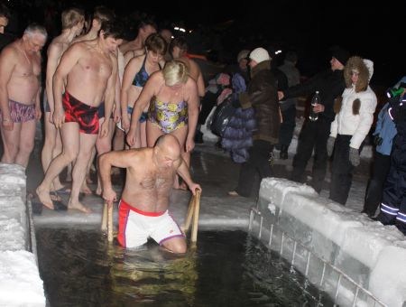Крещение Господне: история, традиции, приметы