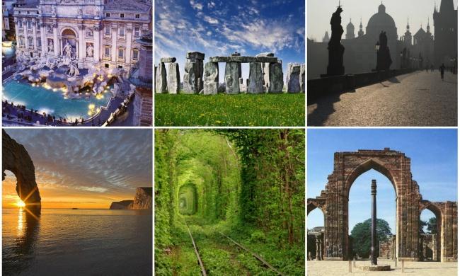11 мест на планете, где исполняются желания