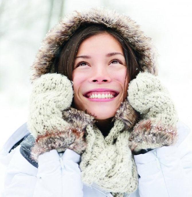 Зима, холода... или когда холод во благо, а зима в радость
