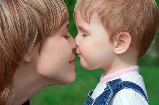 То, что должна знать каждая мама о своём ребёнке