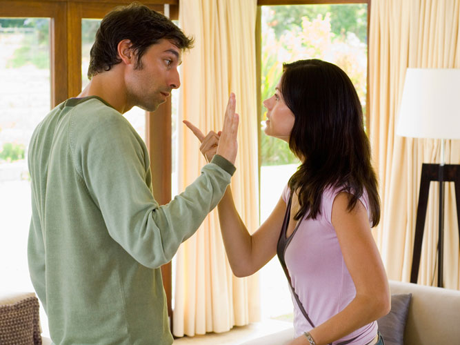 Отношения:6 источников для конфликтов