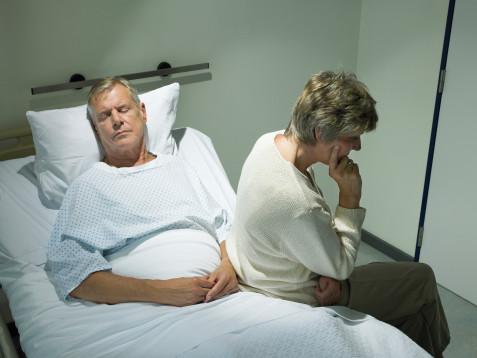 Онкологический больной живет дольше, если находится в браке