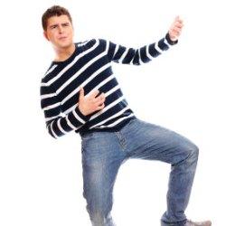 Телодвижения мужчины во время танца и его плодовитость