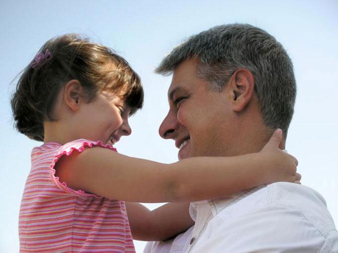 Как правильно объяснить ребёнку отсутствие папы