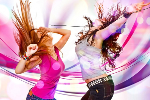 Танцы дают такое же ощущение счастья, как прибавка к зарплате