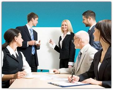 Работа в команде - оптимальное достижение поставленных целей