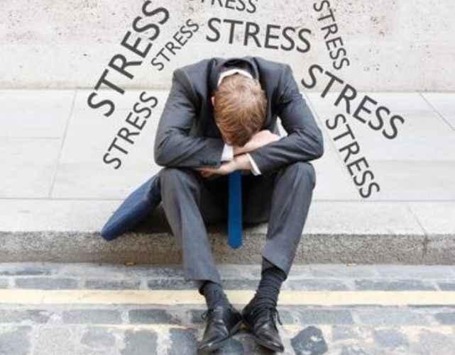 Стресс заразителен