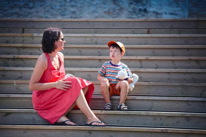 10 хитростей в общении с ребёнком