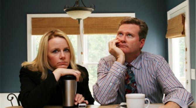 Несчастливый брак
