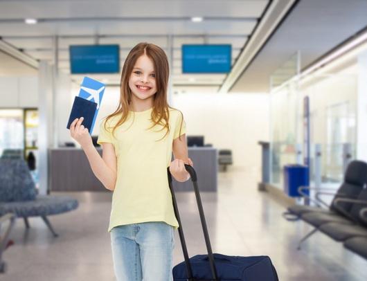 Выезд ребёнка за границу