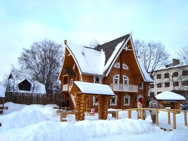В гости к Снегурочке в Кострому