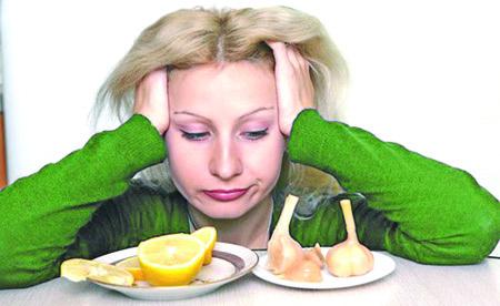 грипп питание