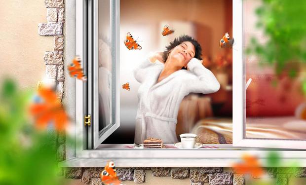 «причина, по которой ты просыпаешься каждое утро»
