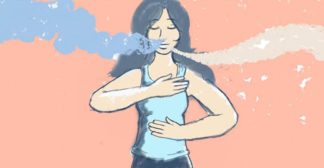 Дыхательная гимнастика при простуде
