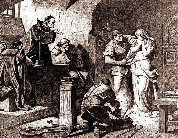 Магия и колдовство в Средние века