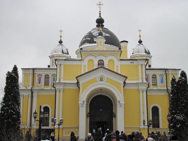 Покровский Ставропигиальный Женский монастырь