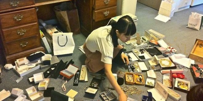 Мари Кондо уборка вещей