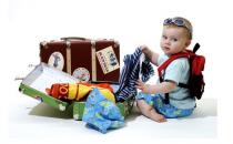 В путешествие с ребёнком