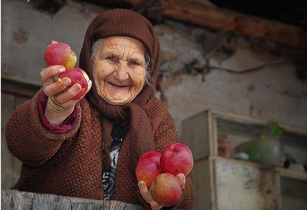 с возрастом люди становятся щедрее и добрее