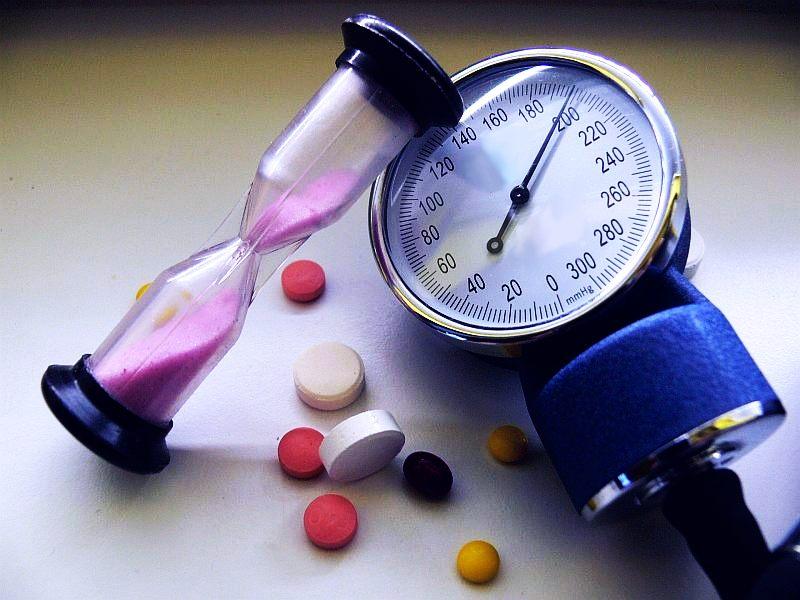 Высокое и повышенное кровяное давление